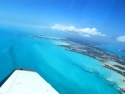 The Beauty Of The Carribean Is Undeniable. Here We Leave Our Fuel Stop At Providenciales In Turks And Caicos, North Of Haiti
