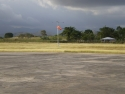 Have To Get Through These Ominous Clouds On The Way Out Of Les Cayes Haiti Get Through When I Depart The Airport At Les Cayes Haiti. There Is No Weather Reporting, Navaids, Radar, Or Ifr Clearance. This Is The Wild West!