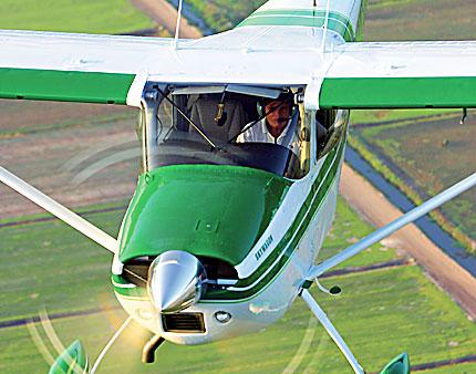 Cessna's Big 185 - Plane & Pilot Magazine