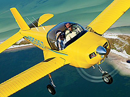 how to get a sport pilot license