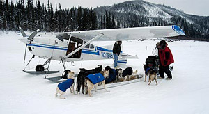 Flying The Yukon Quest