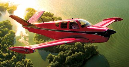 The Ultimate V-Tail - Plane & Pilot Magazine