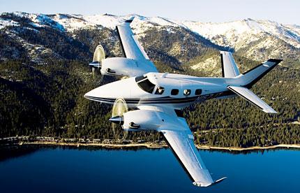 """301 Knots!"""" - Plane & Pilot Magazine"""