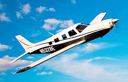 New Piper's Saratoga II TC
