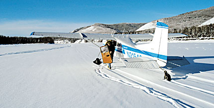 Extreme Flying: Winter, Part I