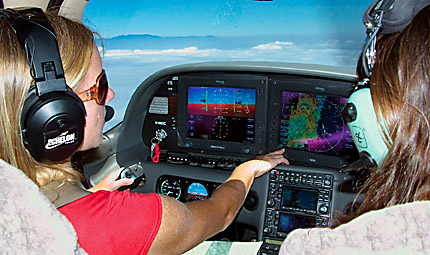 Learing To Fly In A Cirrus SR22, Part I