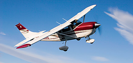 Cessna Turbo Stationair: Escalade For the Jeep Trail