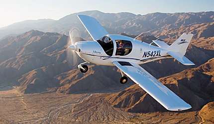 Liberty XL-2: Trainer With A Difference