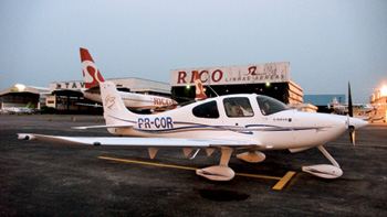 Cirrus Sr22 G3 Brazil Or Bust Plane Amp Pilot Magazine