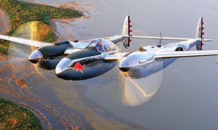 better than new p 38 plane pilot magazine