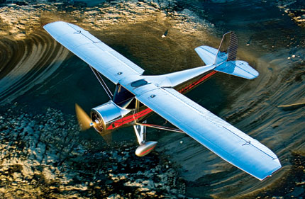 Luscombe Phantom II: A Modern Time Machine - Plane & Pilot Magazine
