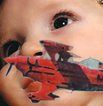 Of Baby Girls & Aeroplanes­