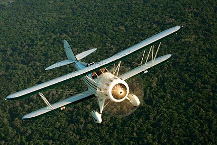 Step Up To The Super - Plane & Pilot Magazine