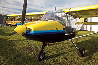 Rans Coyote II S-6LS: The Proud And The Playful