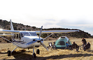 Gipps Airvan: Don't Call It A Caravan