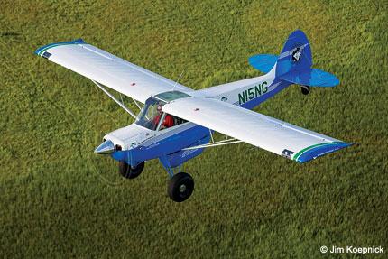 Natural-gas powered Husky.