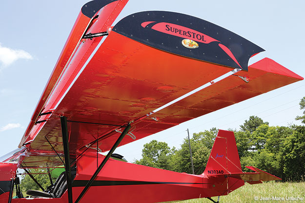 Just Aircraft S Superstol Extreme Economy Class Stol