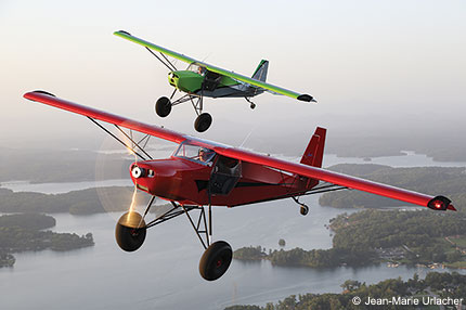 Just Aircraft's SuperSTOL Extreme: Economy Class, STOL