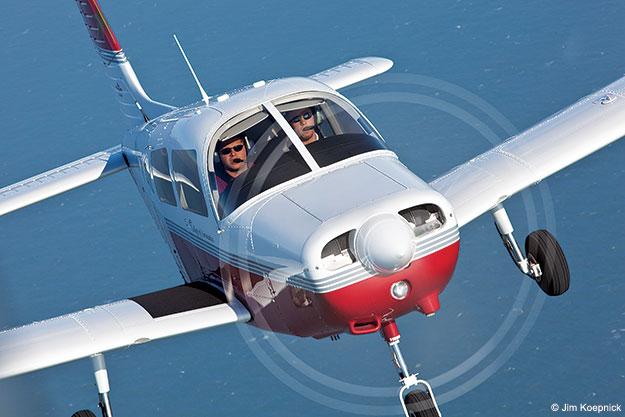 10 Sexiest Airplanes - Plane & Pilot Magazine