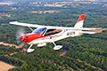 Tecnam Gets FAA Certification For P2010