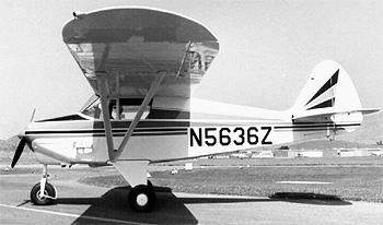 "PIPER PA-22-108 ""COLT"" - Plane & Pilot Magazine"