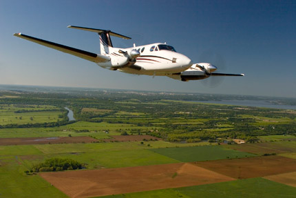 Blackhawk King Air 200