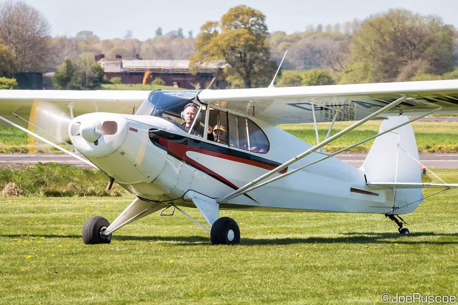 Piper PA-12 Super Cruiser
