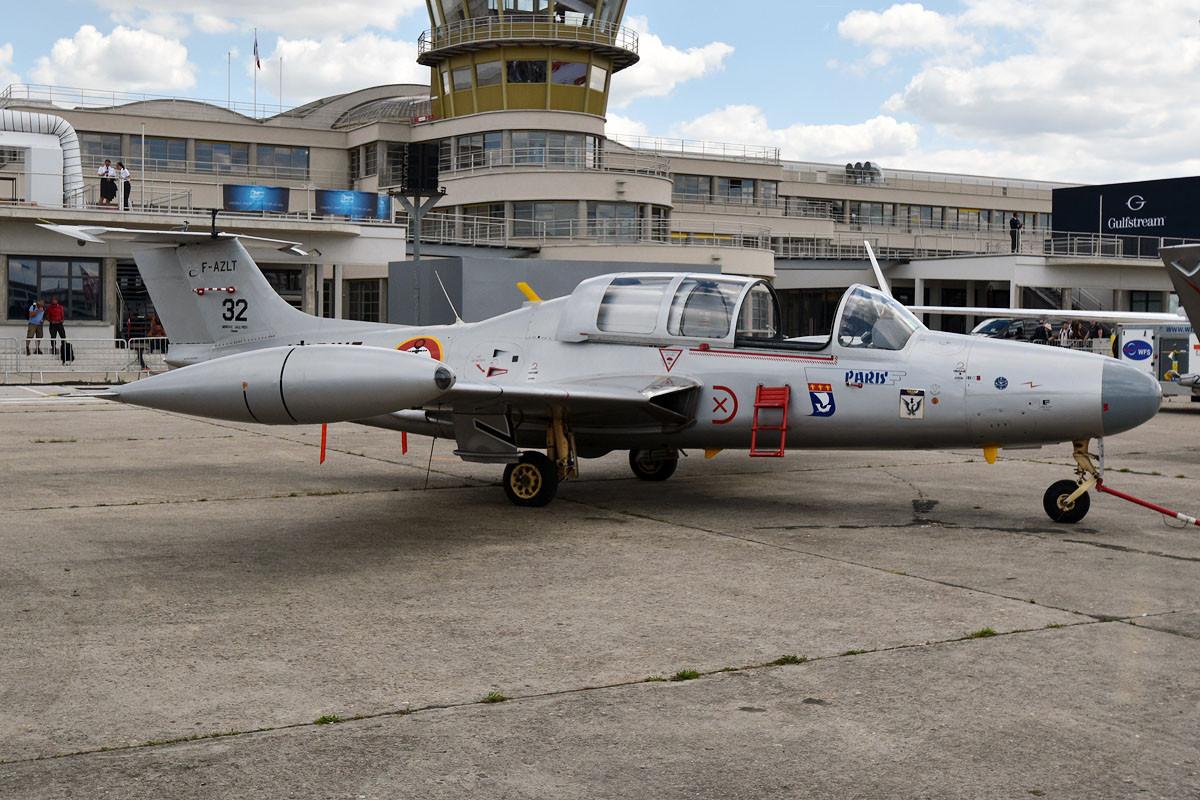Morane-Saulnier MS. 760 Paris Jet