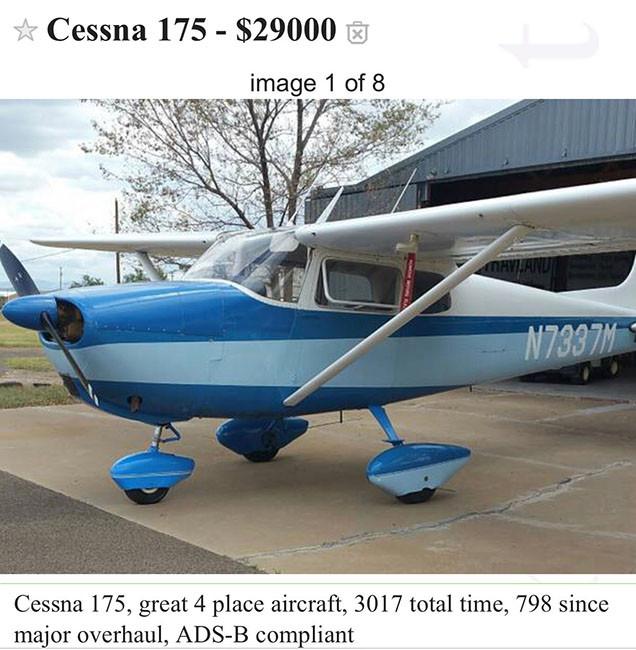 3. Cessna 175