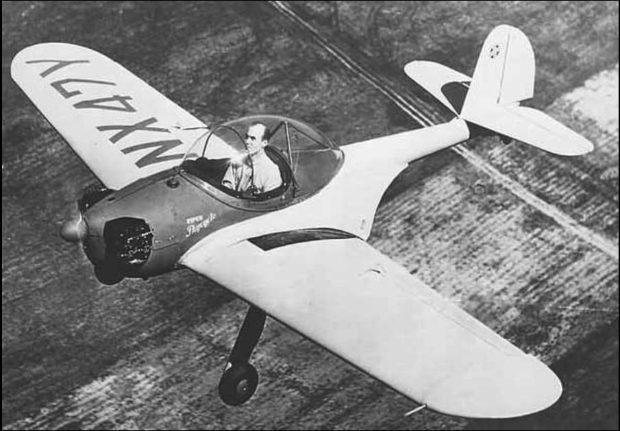 Piper PWA-8 Skycycle