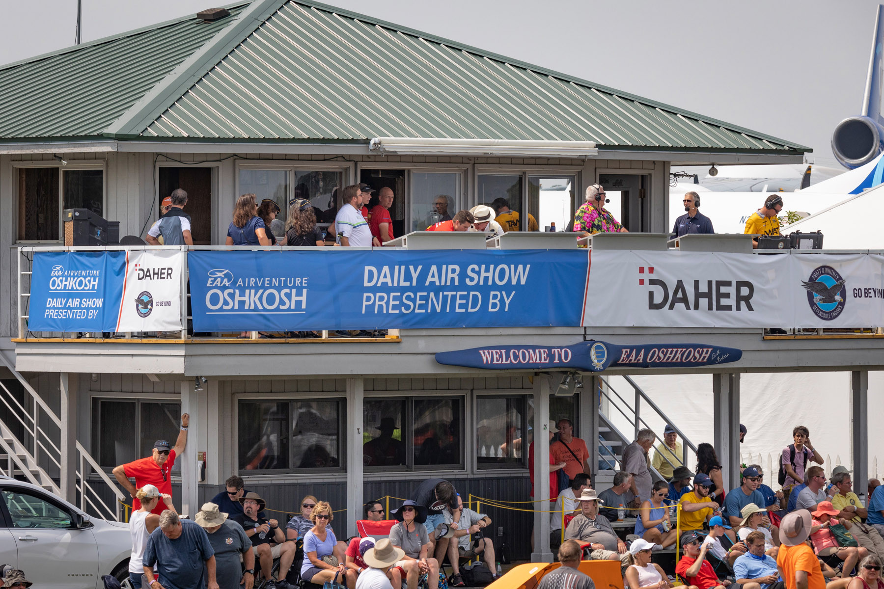Air show Central by Jim Koepnick