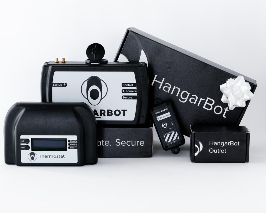 HangarBot Pilot's Bundle
