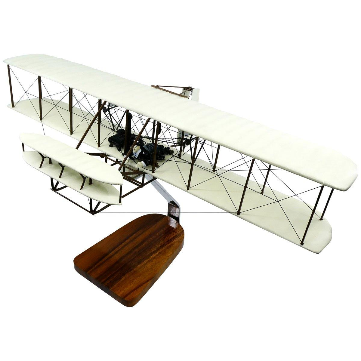Wright Flyer Mahogany Model