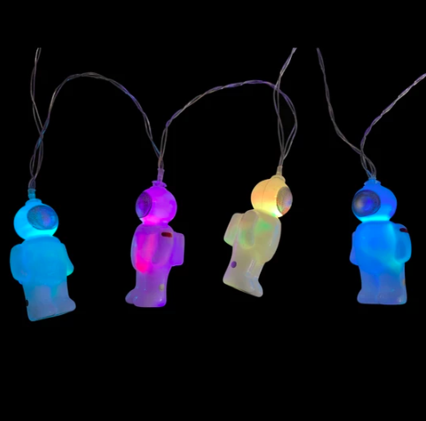 Astronaut String Lights