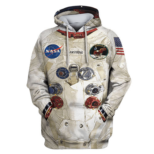 Armstrong Spacesuit Hoodie