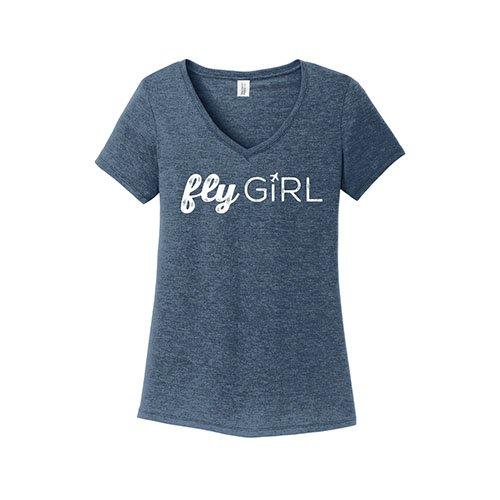 Fly Girl Womens Shirt