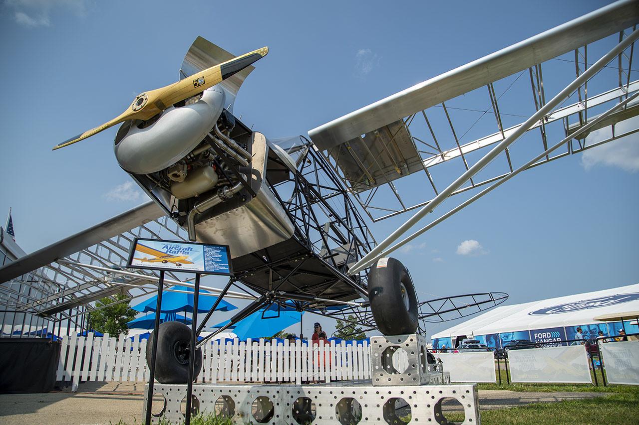 EAA Raffle Plane