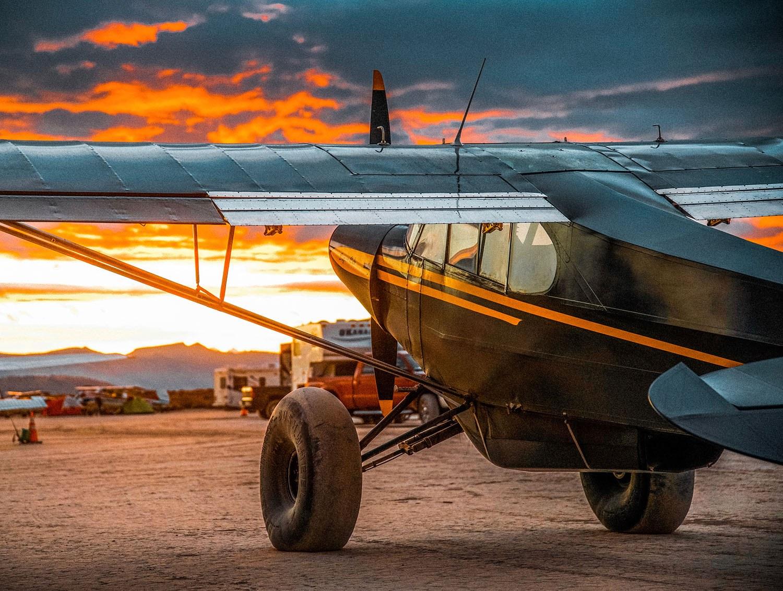 High Sierra Fly-In