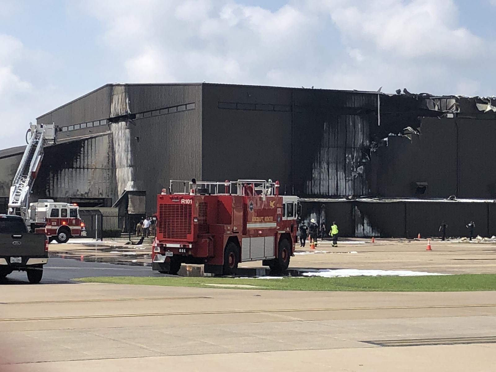 King Air Crash Addison Airport