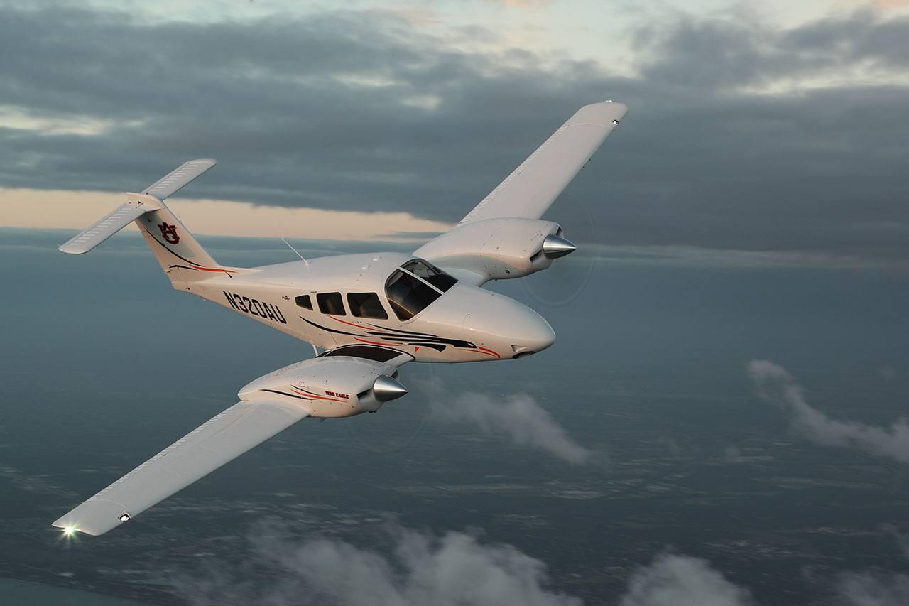 Piper Seminole—PA-44