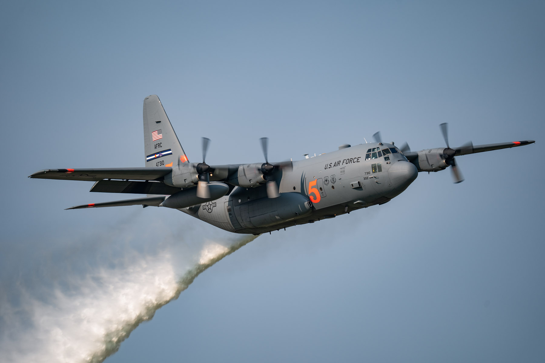 C-130 Fire Fighter