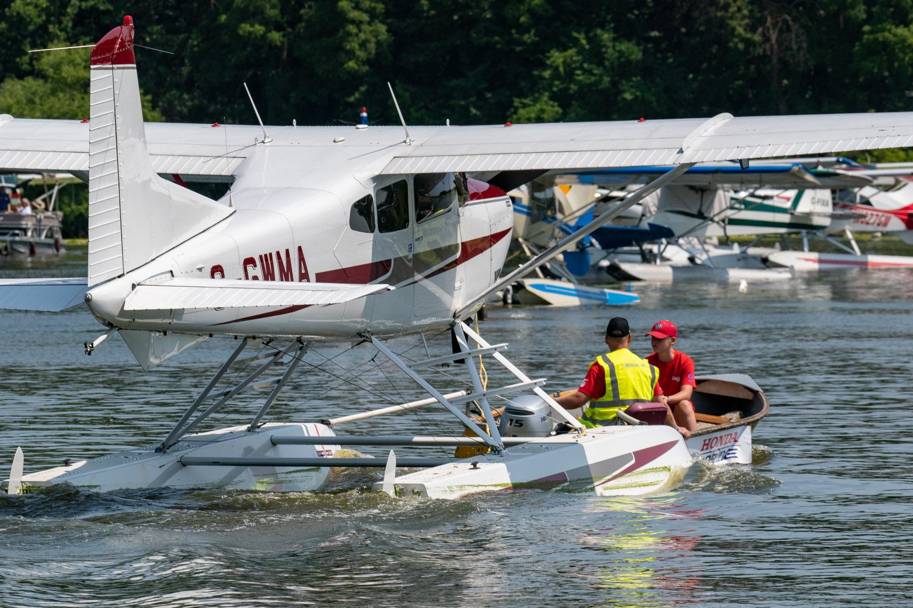 Seaplane Volunteers