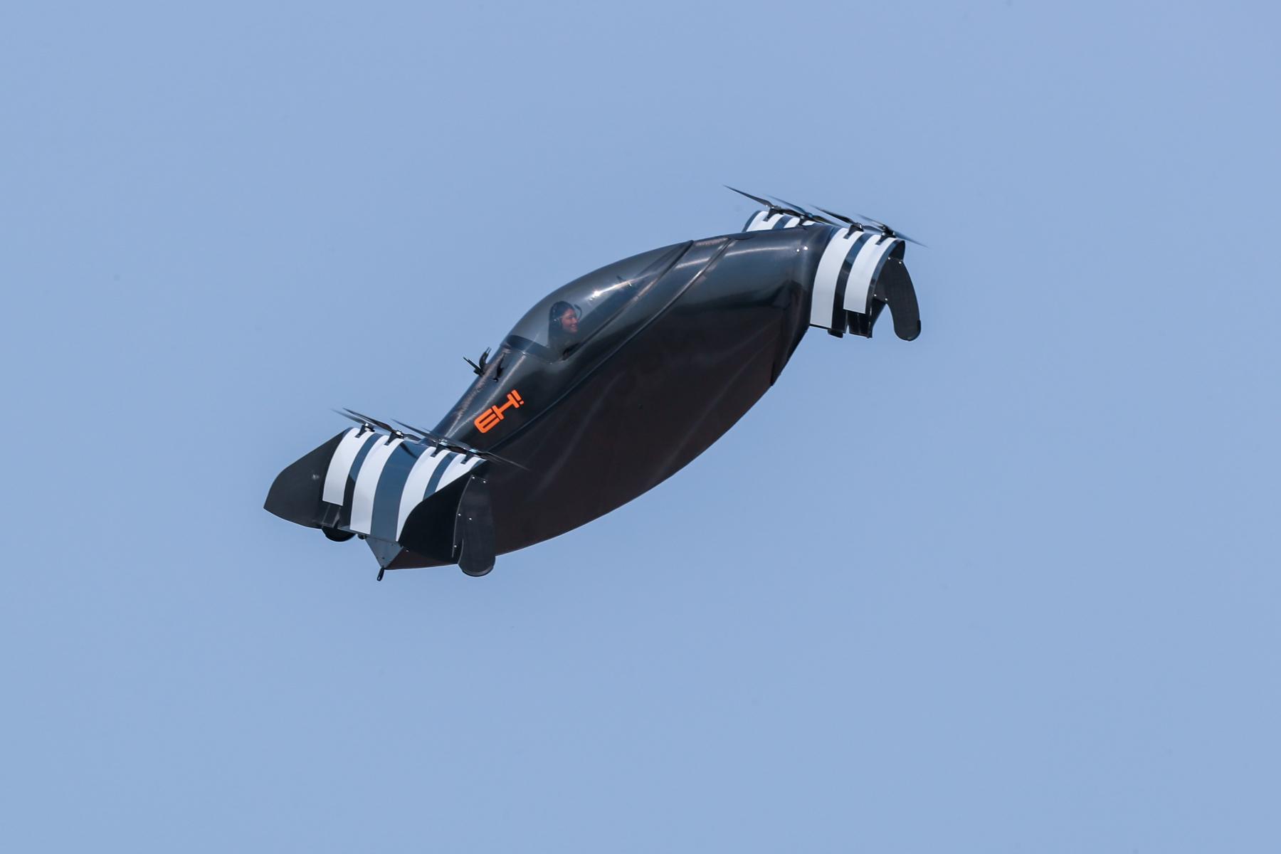 Opener Aviation BlackFly by Art Eichmann