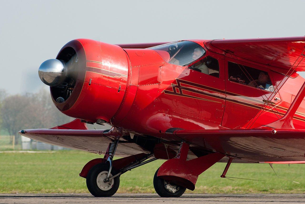 Staggerwing Beechcraft