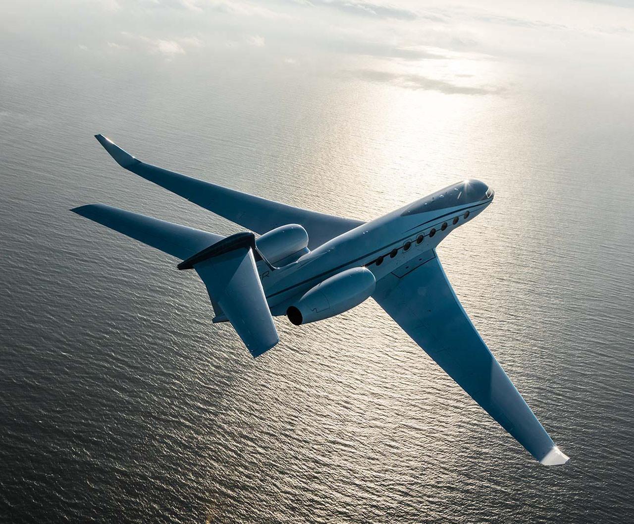 Gulfstream V-650