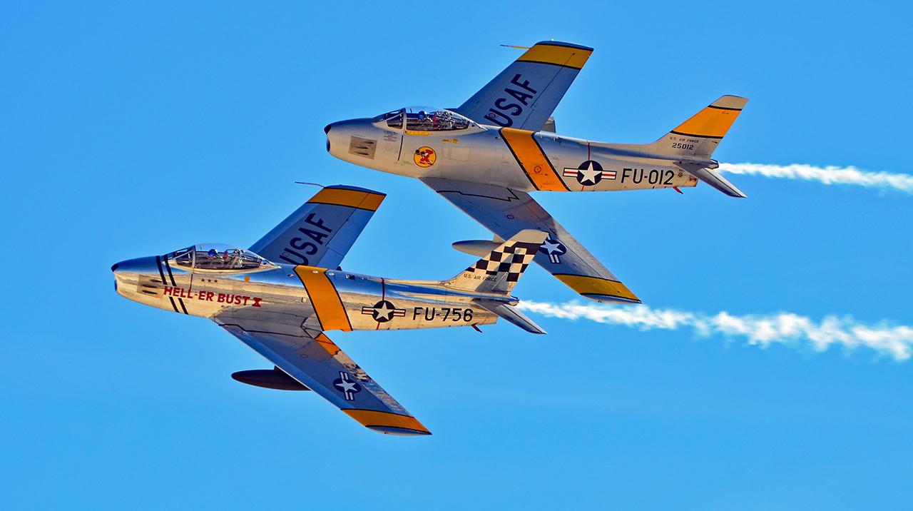 North American F-86