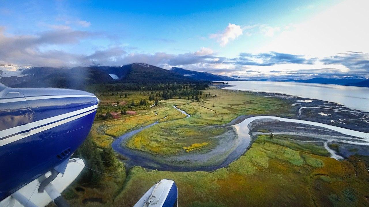 Views of Alaska