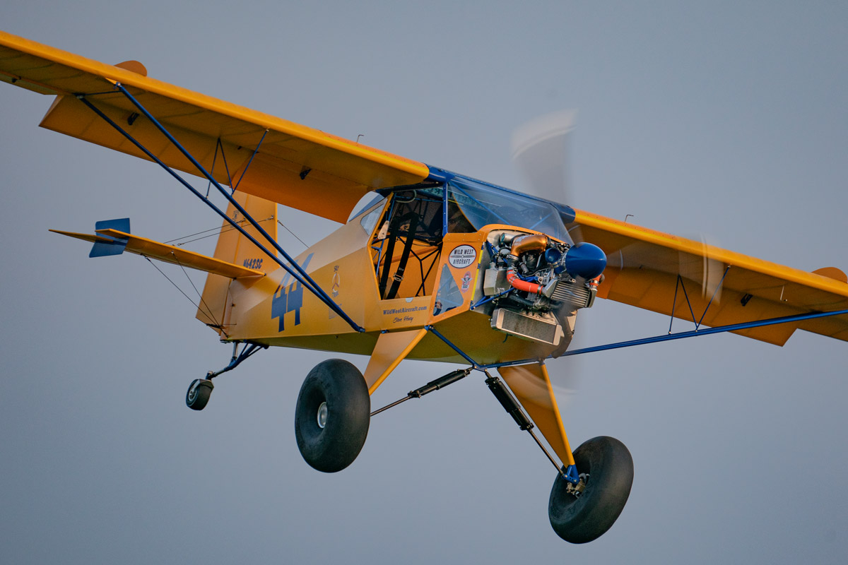 Stol Aircraft Landing Competition
