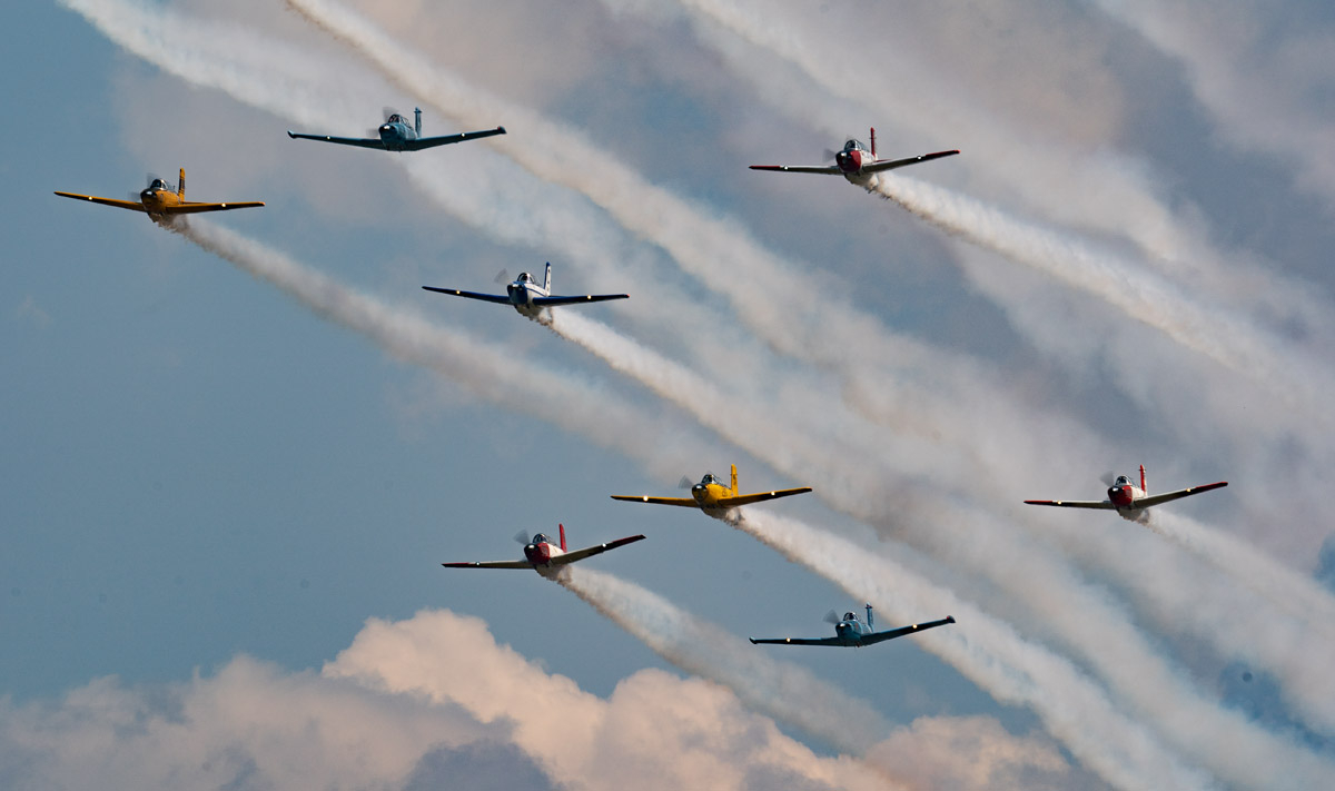 T-34 Formation