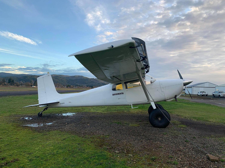 World's Coolest Cessna 175